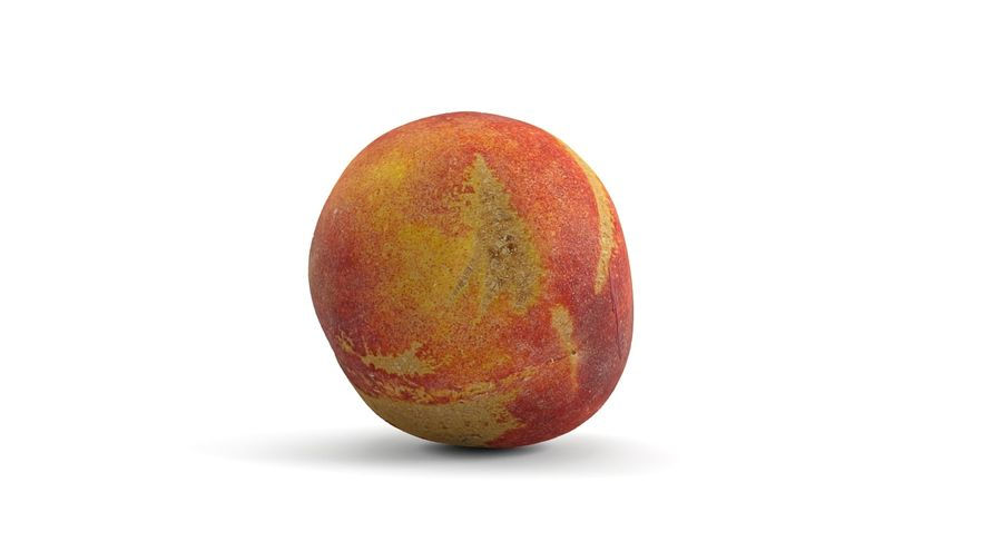 Fruits royalty-free 3d model - Preview no. 6
