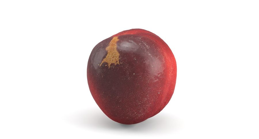 Frutta royalty-free 3d model - Preview no. 22