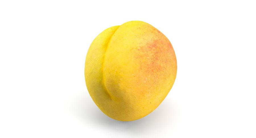 Fruits royalty-free 3d model - Preview no. 15