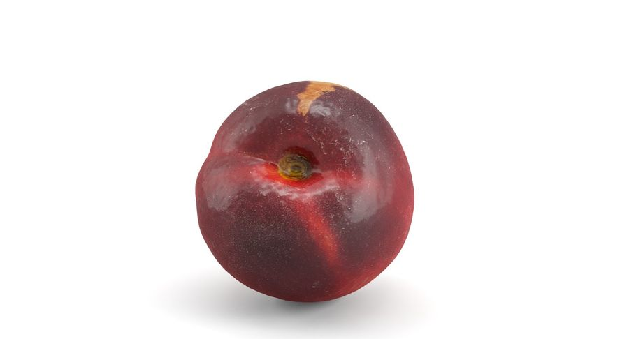 Fruits royalty-free 3d model - Preview no. 21