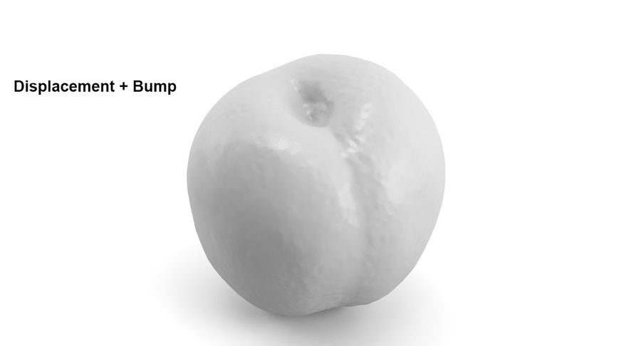 Frutta royalty-free 3d model - Preview no. 27