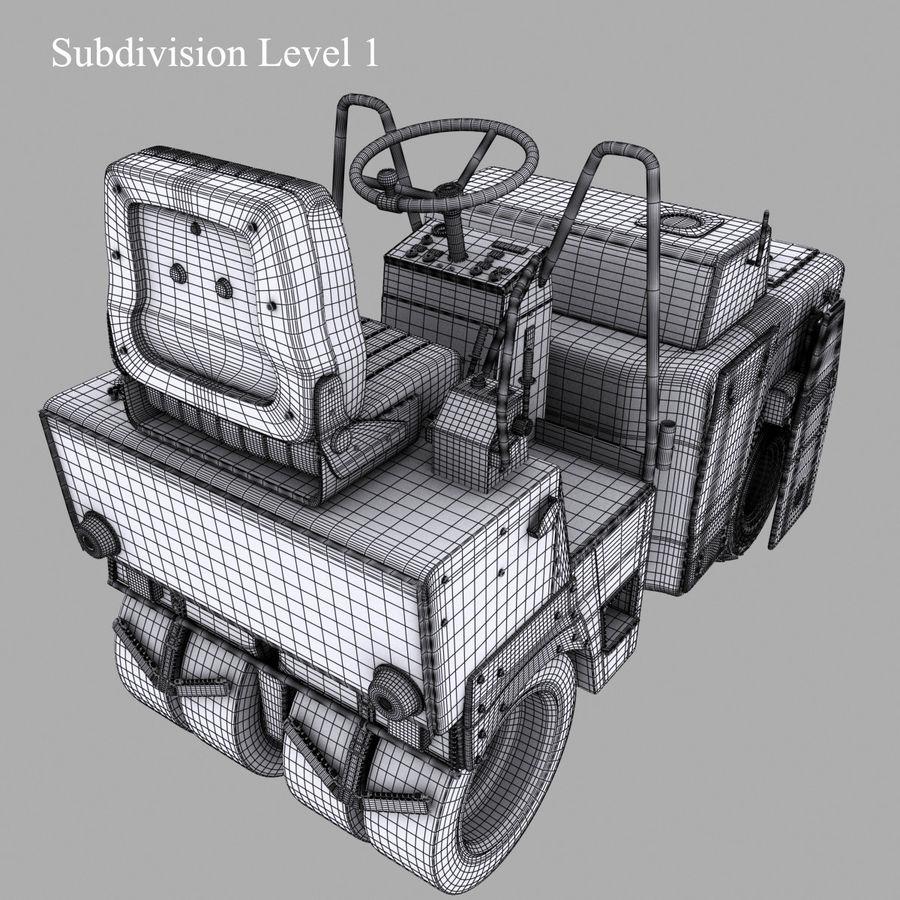 Vehículos industriales royalty-free modelo 3d - Preview no. 13