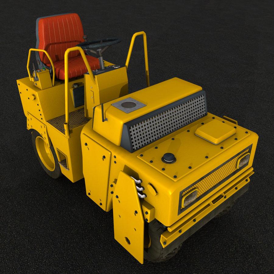 Vehículos industriales royalty-free modelo 3d - Preview no. 2