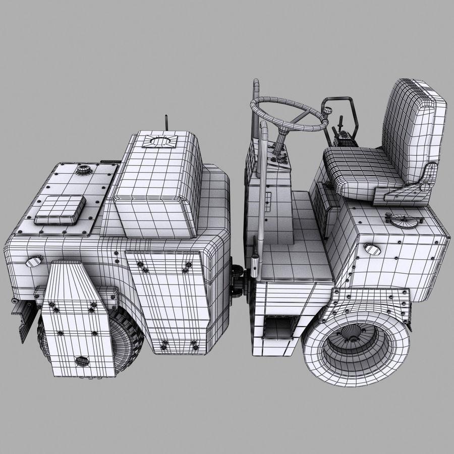 Vehículos industriales royalty-free modelo 3d - Preview no. 14