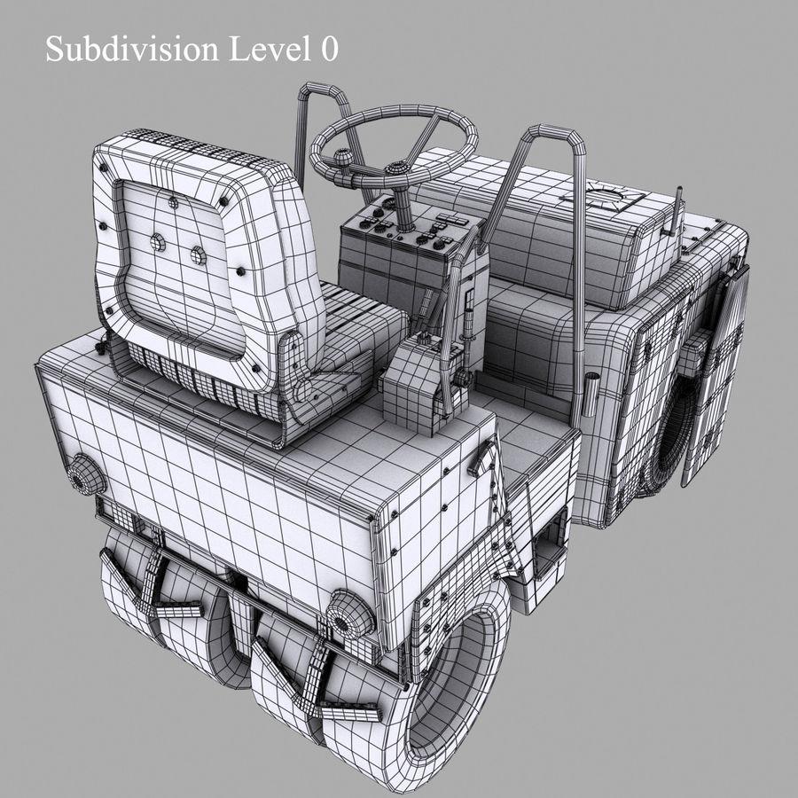 Vehículos industriales royalty-free modelo 3d - Preview no. 12