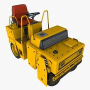 Vehículos industriales modelo 3d