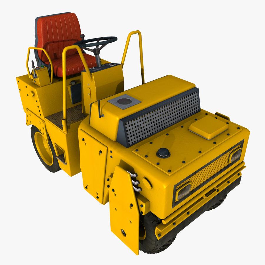 Vehículos industriales royalty-free modelo 3d - Preview no. 1