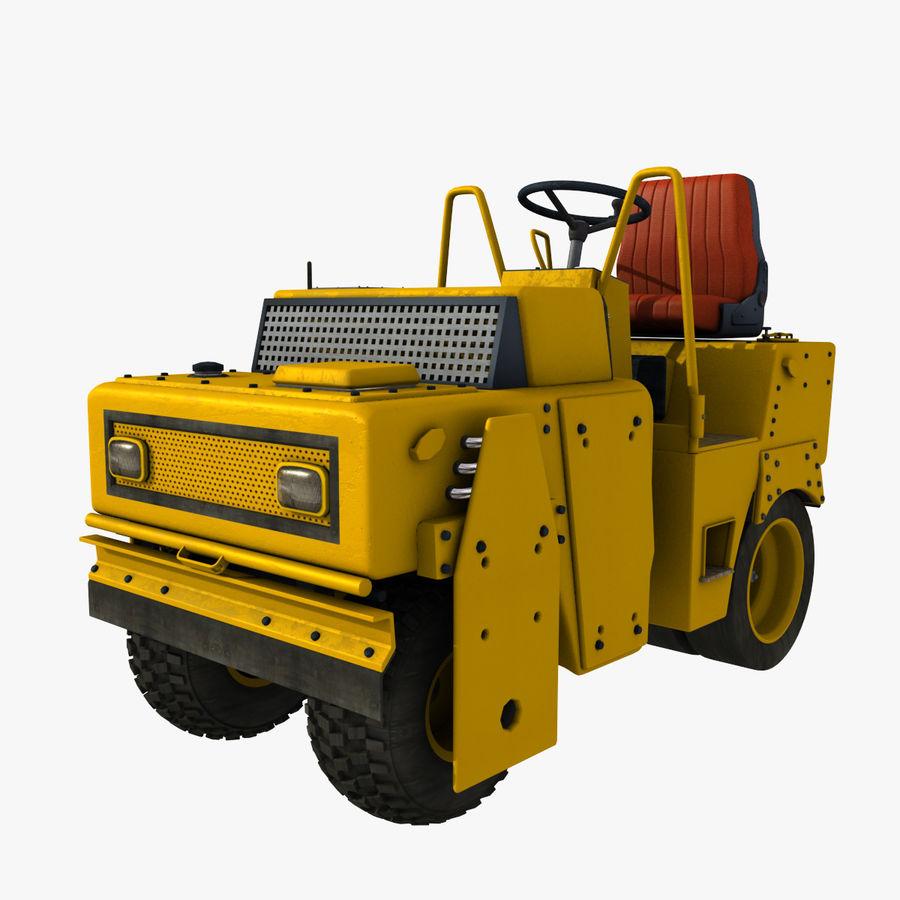 Vehículos industriales royalty-free modelo 3d - Preview no. 3