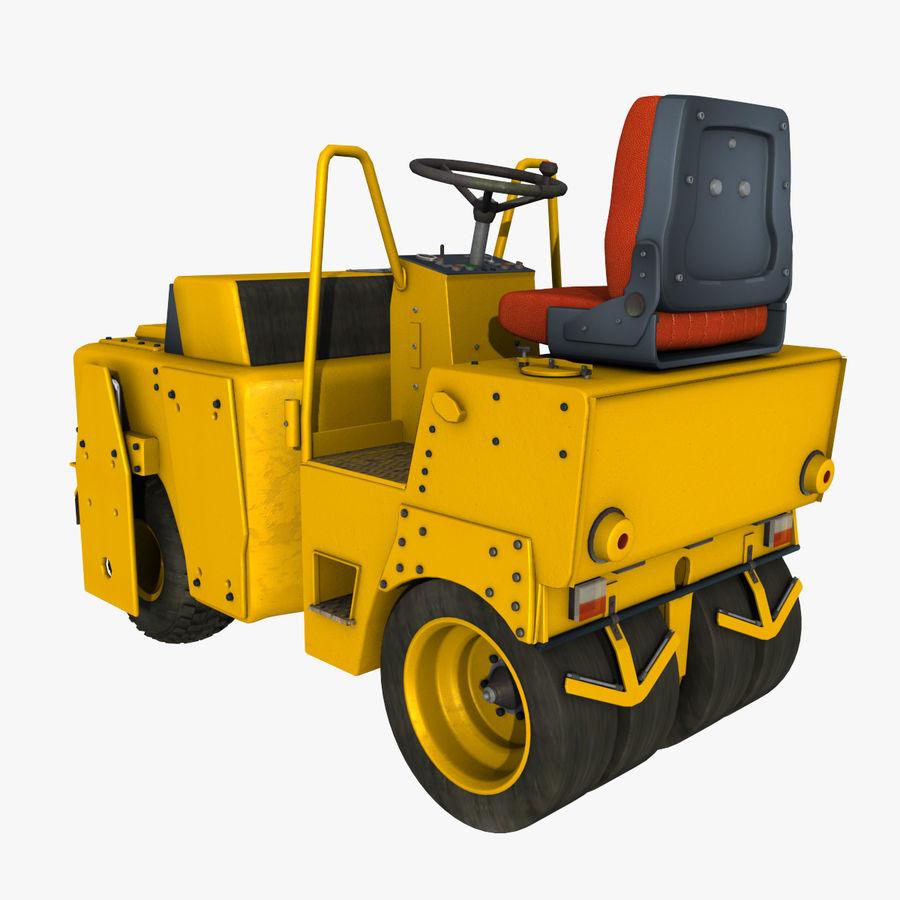 Vehículos industriales royalty-free modelo 3d - Preview no. 5