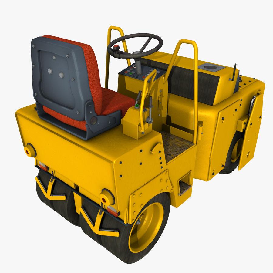 Vehículos industriales royalty-free modelo 3d - Preview no. 7