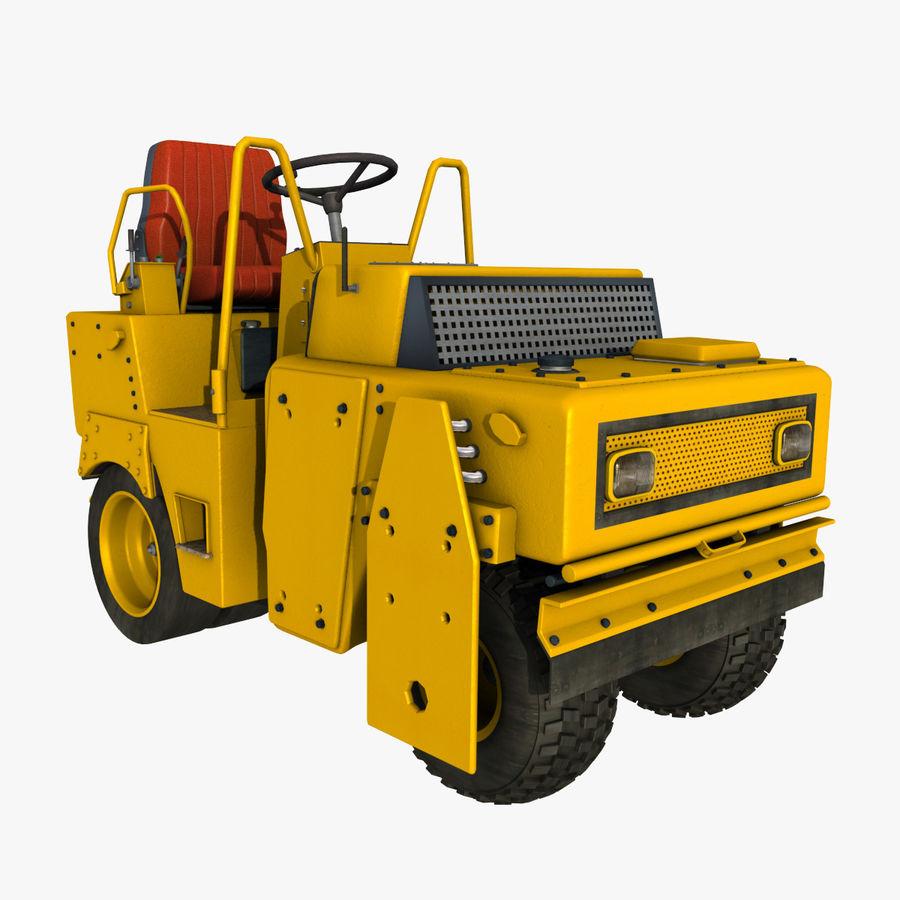 Vehículos industriales royalty-free modelo 3d - Preview no. 8