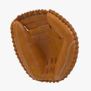 Catchers Mitt 3d model