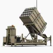 Iron Dome 3d model