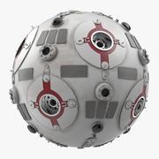 Star Wars Training Droid Marksman H 2 3d model