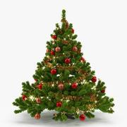 Noel ağacı 9 3d model