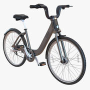 Bike 2 3d model