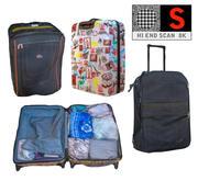 Balayage des bagages PACK $ 3d model
