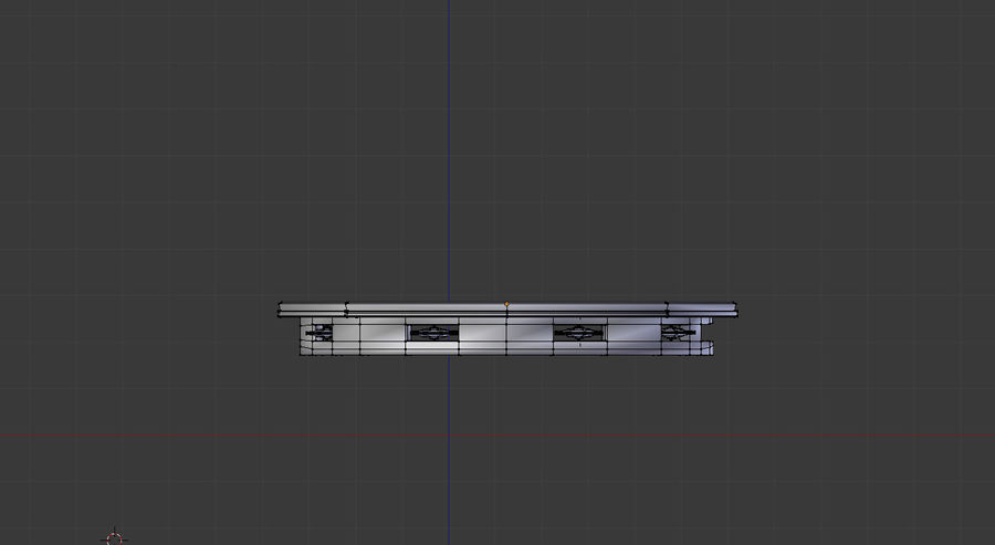 手鼓 royalty-free 3d model - Preview no. 5