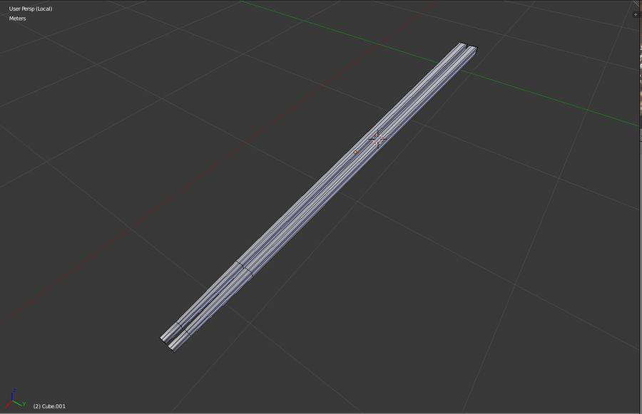 日本厨具 royalty-free 3d model - Preview no. 3