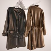 Vêtements 3d model