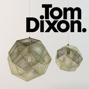 Etch Shade by Tom Dixon 3d model