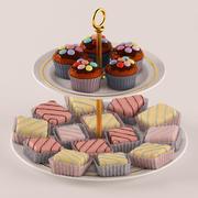 Gâteaux 3d model