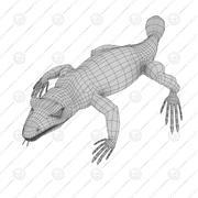 Jaszczurka 3d model