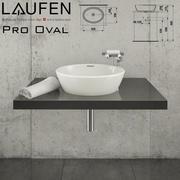 Лауфен Про Овал 812964 3d model