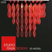 STUDIO ITALIA Design LOLE 3d model