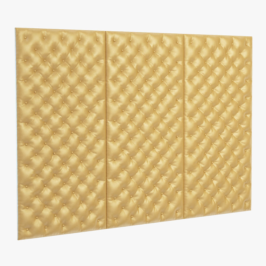 Decorative wall panel royalty-free 3d model - Preview no. 3