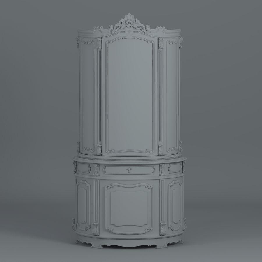 展示巴洛克式 royalty-free 3d model - Preview no. 5