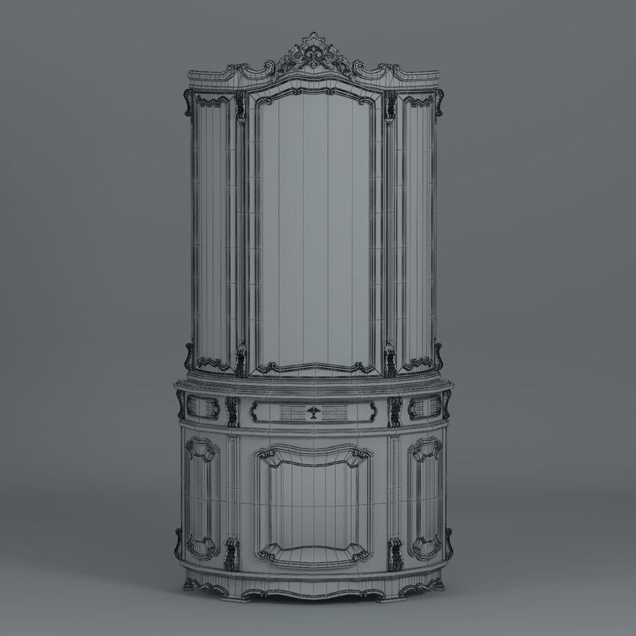展示巴洛克式 royalty-free 3d model - Preview no. 6