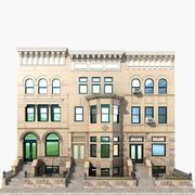 Hystoric NYC Townhouse 3d model