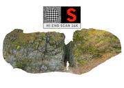 Ingången till grottan 3d model