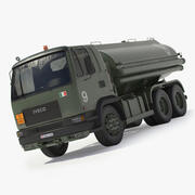 Iveco Tanker MM 3d model