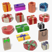 Gifts 3d model