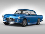 Maserati 3500 GT (1957-1964) 3d model
