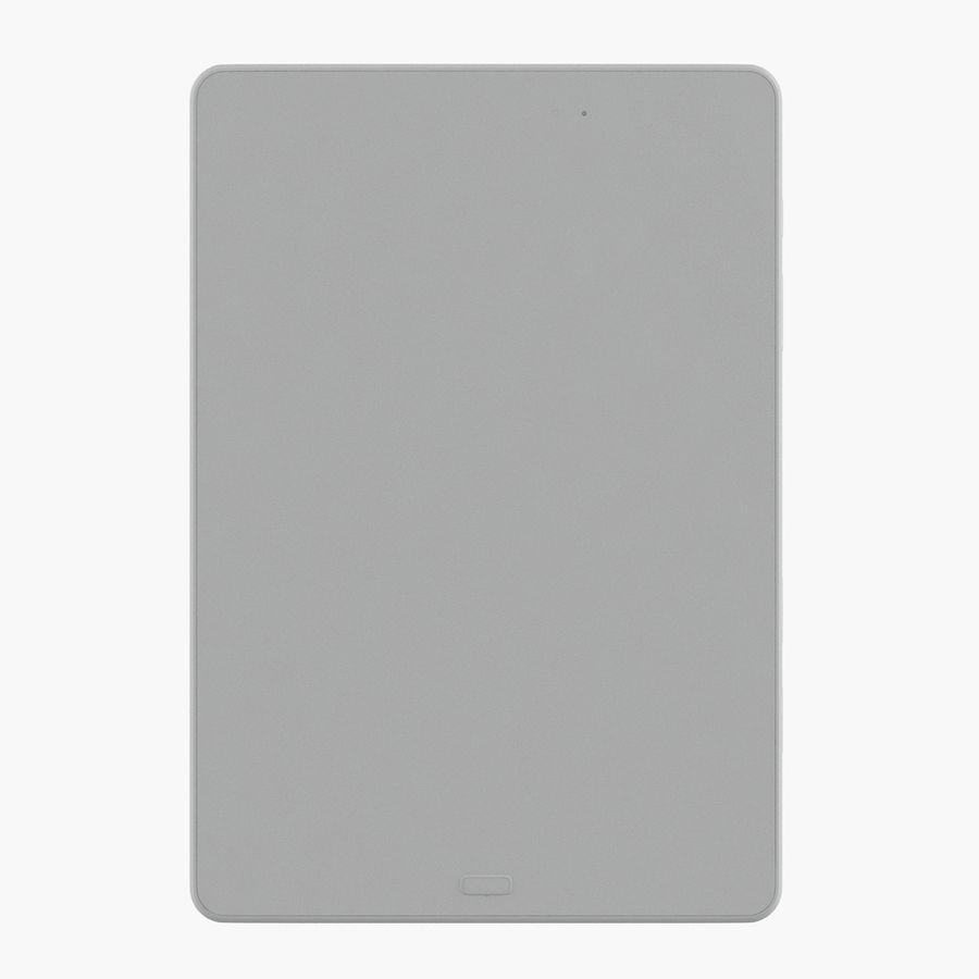 三星Galaxy Tab A 9.7 royalty-free 3d model - Preview no. 9