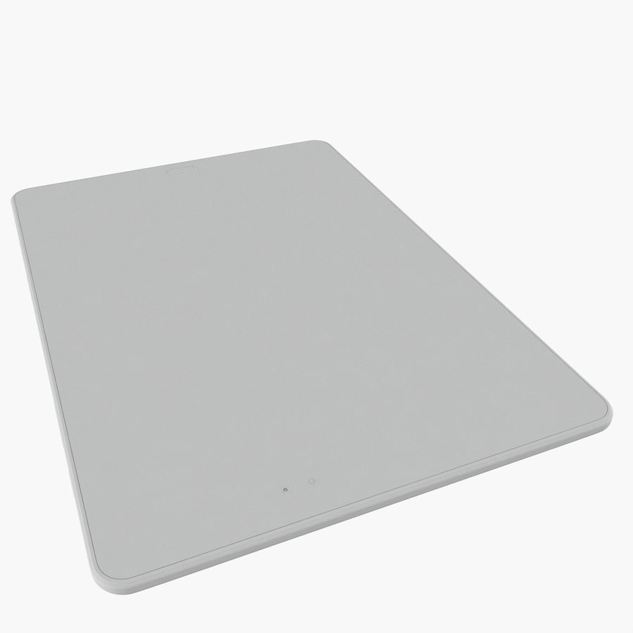 三星Galaxy Tab A 9.7 royalty-free 3d model - Preview no. 7
