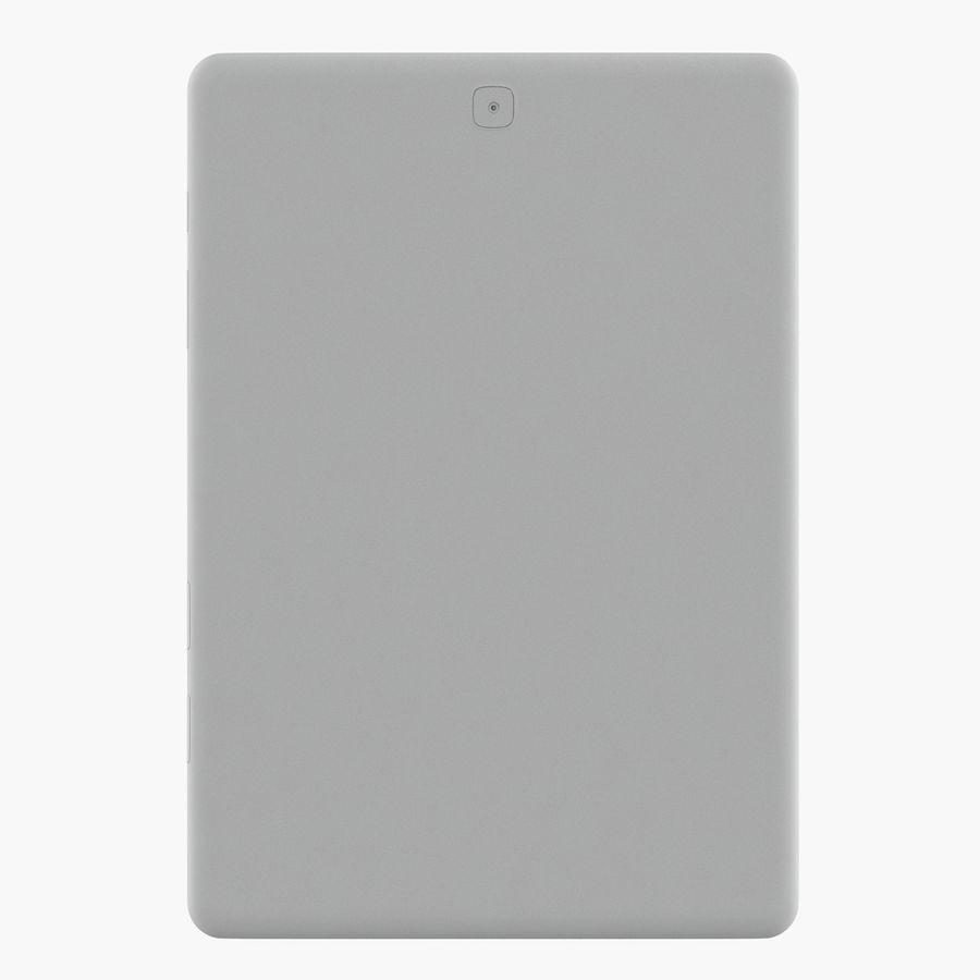三星Galaxy Tab A 9.7 royalty-free 3d model - Preview no. 8