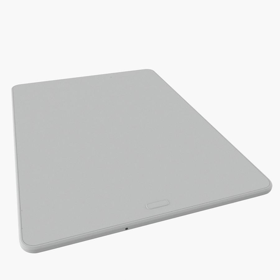 三星Galaxy Tab A 9.7 royalty-free 3d model - Preview no. 10