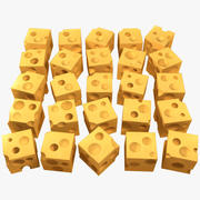 Cheese 3d model