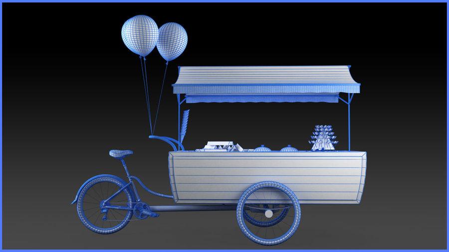 Carrinho de doces royalty-free 3d model - Preview no. 11