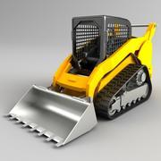 Ładowarka terenowa 3d model