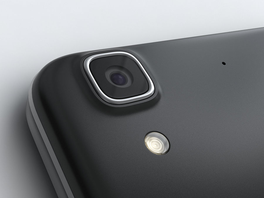 Huawei Y6 royalty-free 3d model - Preview no. 14