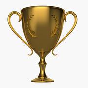 Кубок трофея 3d model