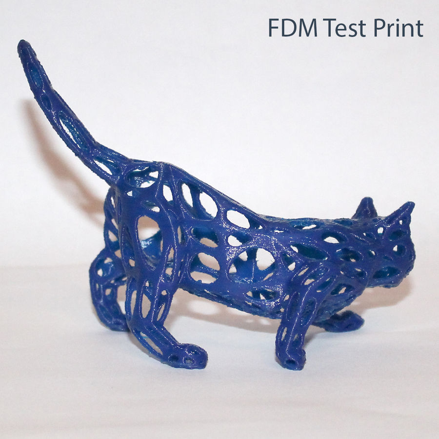 狩猎猫3D可打印 royalty-free 3d model - Preview no. 10
