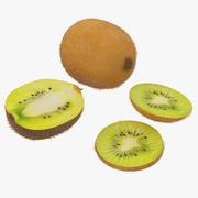 Kiwi Fruit 3d model
