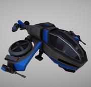 Śmigłowiec 3d model