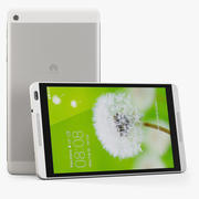 Huawei MediaPad M1 tablet 3d model